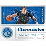 2018/19 Panini Chronicles Basketball 12-Box Case- DACW Live 30 Spot Pick Your Team Team Break #1