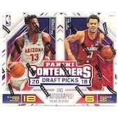 2018/19 Panini Contenders Draft Basketball Hobby Box