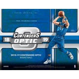 2018/19 Panini Contenders Optic Basketball Hobby 10-Box Case (Presell)