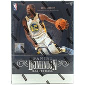 2018/19 Panini Dominion Basketball Hobby Box