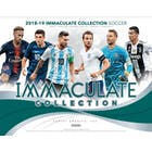 2018/19 Panini Immaculate Soccer Hobby Box (Presell)