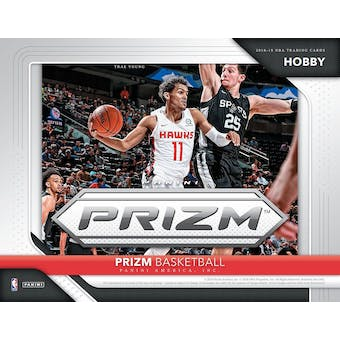 2018/19 Panini Prizm Basketball 12-Box Case- 2018 Holiday 30 Spot Pick Your Team Break #1