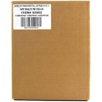 2018/19 Panini Prizm Basketball Super Value Rack 20-Box Case