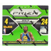 2018/19 Panini Prizm Basketball 24-Pack Box