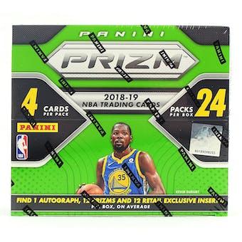 2018/19 Panini Prizm Basketball 24-Pack Box