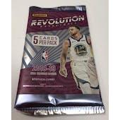 2018/19 Panini Revolution Basketball Hobby Pack