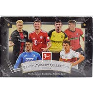 2018/19 Topps Bundesliga Museum Collection Soccer Hobby Box