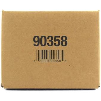 2018/19 Upper Deck Black Diamond Hockey Hobby 10-Box Case