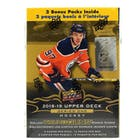 Image for  2x 2018/19 Upper Deck Series 1 Hockey 12-Pack Box