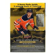 2018/19 Upper Deck Series 1 Hockey 12-Pack Box