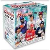 2018 Bowman Mega Baseball Box