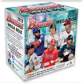 2018 Bowman Mega Baseball Box