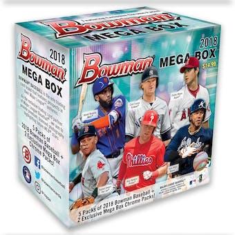 2018 Topps Bowman Mega Baseball Box