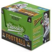 2018 Panini Classics Football Hobby Box