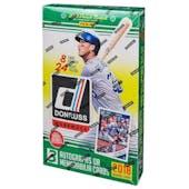 2018 Panini Donruss Baseball Hobby 16-Box Case