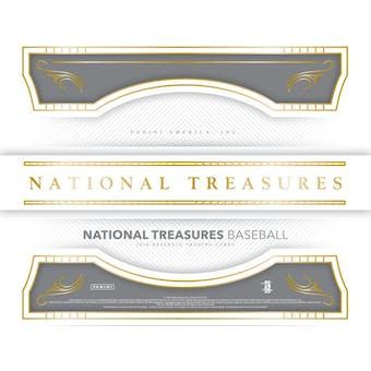 2018 Panini National Treasures Baseball 4-Box Case- DACW Live 30 Pick Your Team Break #1