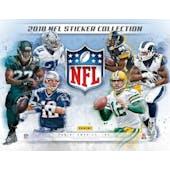 2018 Panini NFL Football Sticker Collection Album