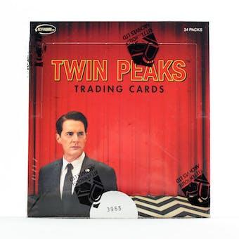 Twin Peaks Trading Cards Box (Rittenhouse 2018)