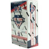 2018 Panini USA Stars & Stripes Baseball Hobby Box