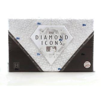 2018 Topps Diamond Icons Baseball Hobby Box