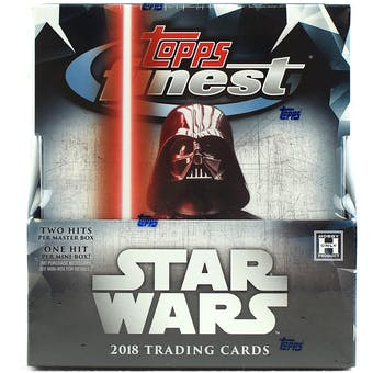 Star Wars Finest Hobby Box (2018 Topps)
