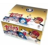2018 Topps Update Series Baseball Retail 24-Pack Box