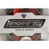 2018/19 Upper Deck Engrained Hockey 3-Box- DACW Live 4 Spot Random Division Break #1