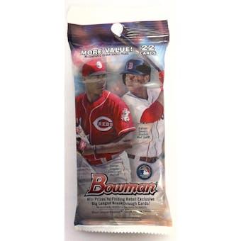 2018 Bowman Baseball Jumbo Fat Pack