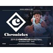 2019/20 Panini Chronicles Basketball Hobby Box (Presell)