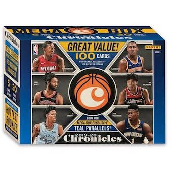2019/20 Panini Chronicles Basketball Mega Box