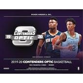 2019/20 Panini Contenders Optic Basketball Hobby Box (Presell)