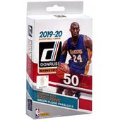 2019/20 Panini Donruss Basketball Hanger Box