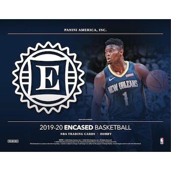 2019/20 Panini Encased Basketball 2-Box- DACW Live 6 Spot Random Division Break #2