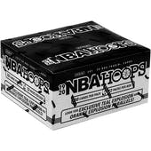 2019/20 Panini Hoops Basketball Jumbo/Fat Pack Box
