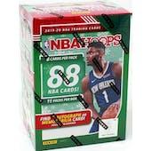 2019/20 Panini Hoops Holiday Basketball 11-Pack Blaster Box
