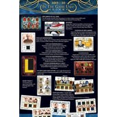 2019/20 Leaf In The Game Used Hockey Hobby 10-Box Case (Presell)