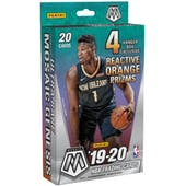 2019/20 Panini Mosaic Basketball Hanger Pack Box