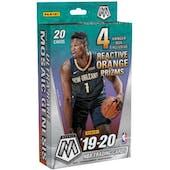 2019/20 Panini Mosaic Basketball Hanger Box