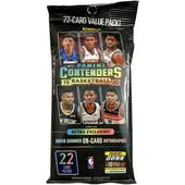 2019/20 Panini Contenders Basketball Jumbo Fat Pack