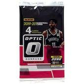 2019/20 Panini Donruss Optic Mega Basketball Pack