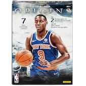 2019/20 Panini Origins Basketball Hobby Box