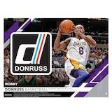 2019/20 Panini Donruss Basketball Hobby Box (Presell)