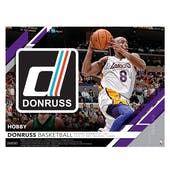2019/20 Panini Donruss Basketball Hobby Pack