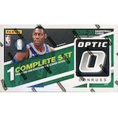 2019/20 Panini Donruss Optic Basketball Fanatics Set (Box)