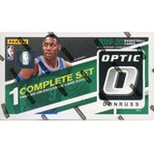 2019/20 Panini Donruss Optic Basketball Fanatics Set (Box)
