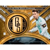 2019/20 Panini Gold Standard Soccer Hobby 12-Box Case (Presell)