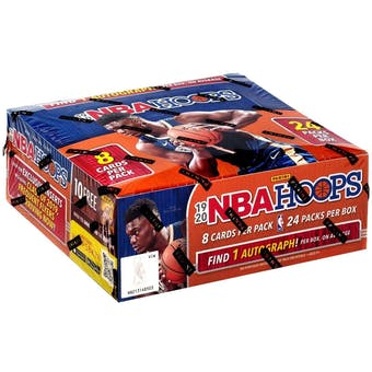 2019/20 Panini Hoops Basketball 24-Pack Box