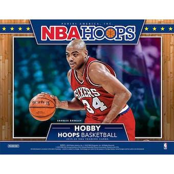 2019/20 Panini Hoops Basketball Hobby 20-Box Case (Presell)