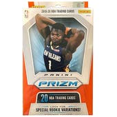 2019/20 Panini Prizm Basketball Hanger Box