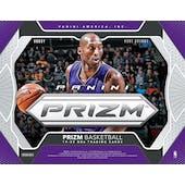 2019/20 Panini Prizm Basketball Hobby 12-Box Case (Presell)